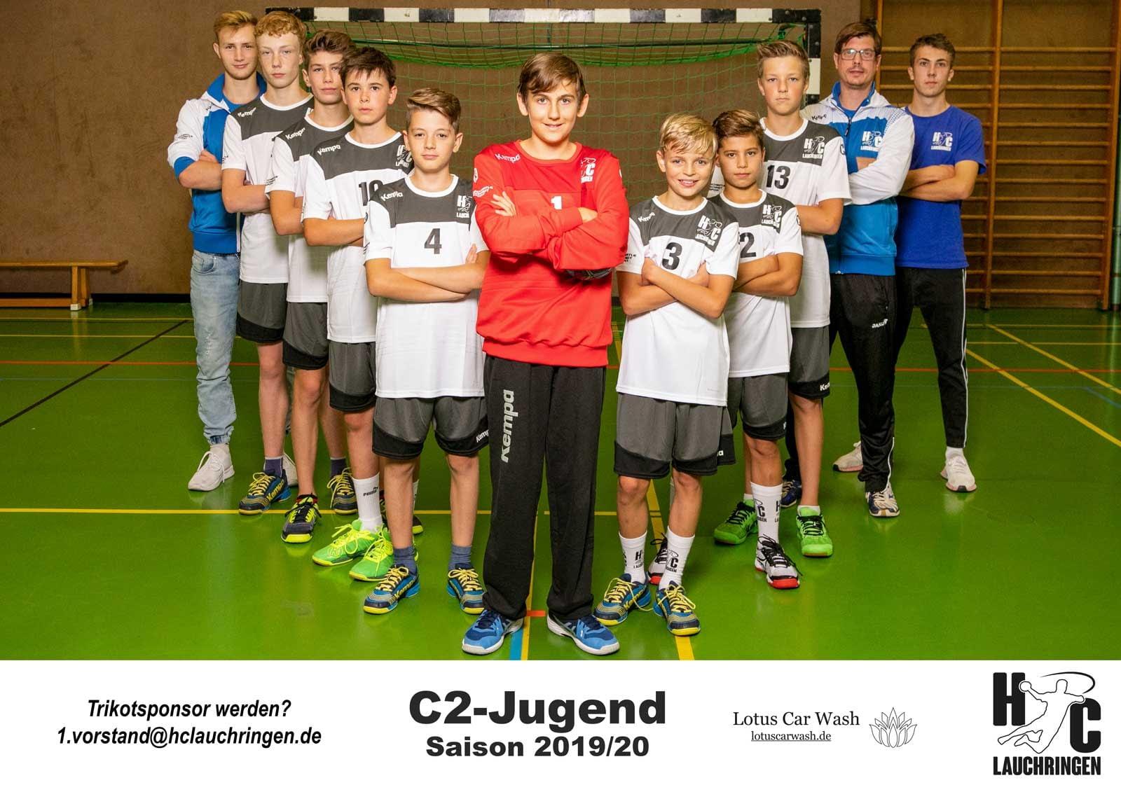 C2-Jugend männlich