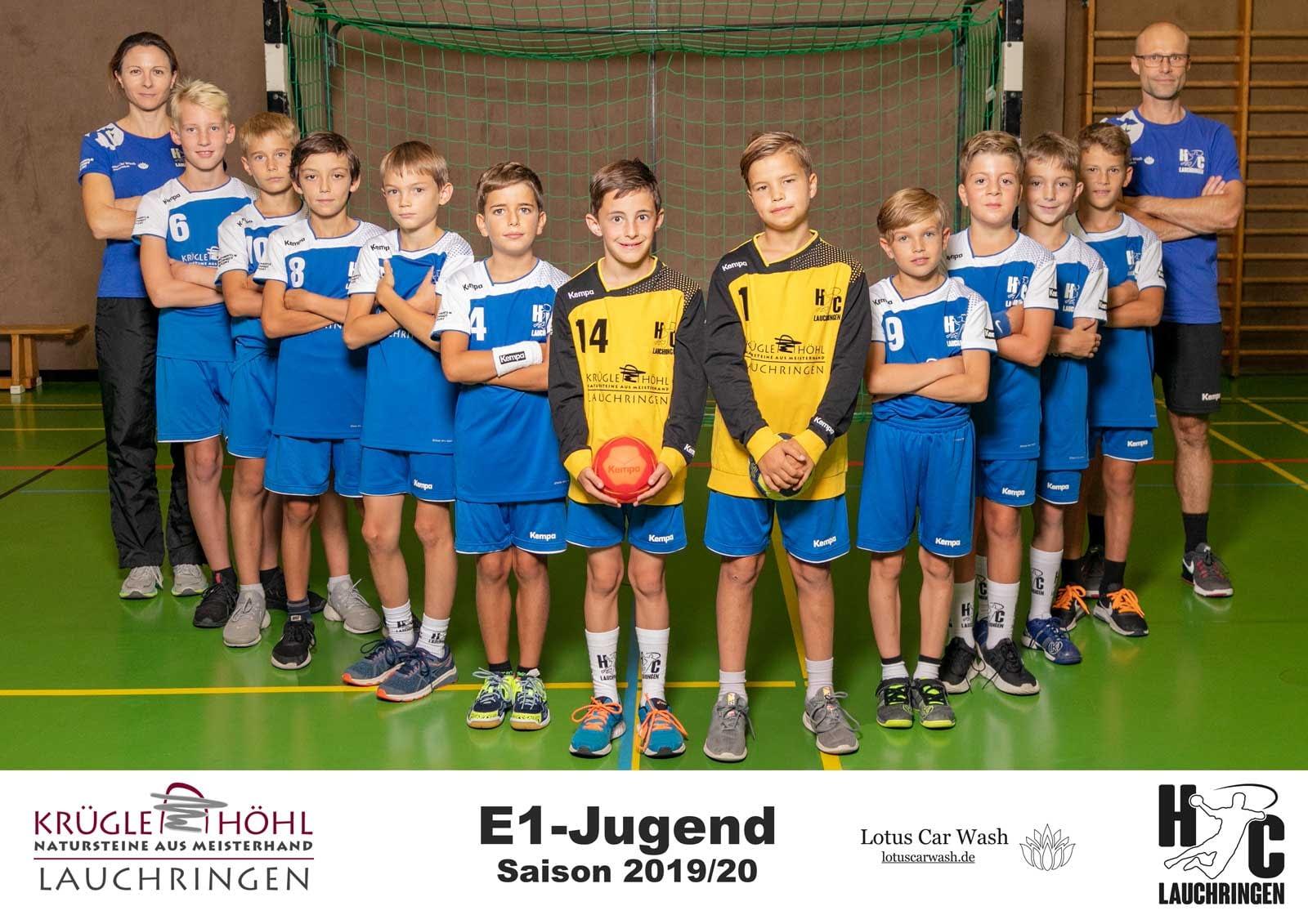 E1-Jugend gemischt