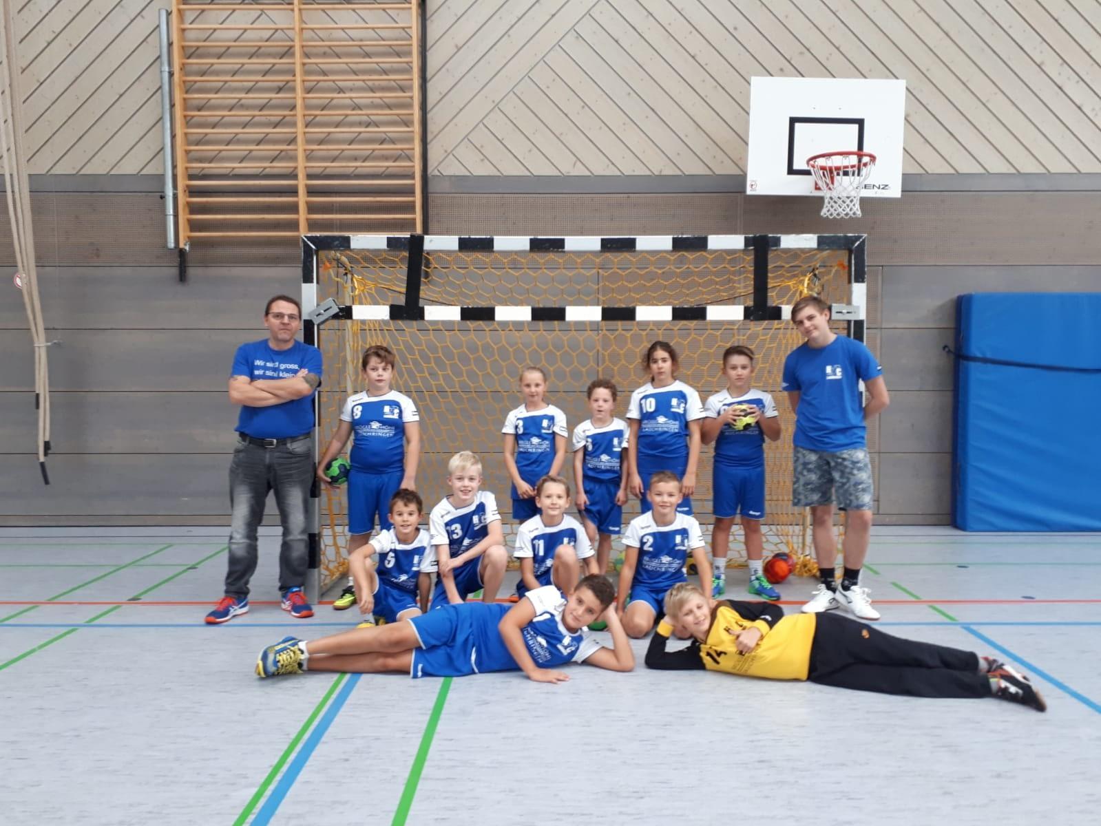 E-Jugend HC Lauchringen