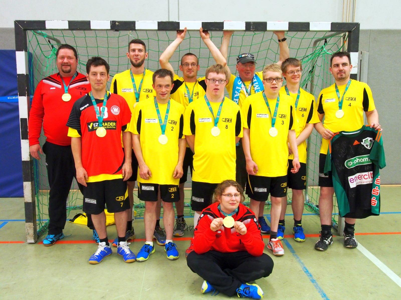 Special Olympics Hochrhein Handball