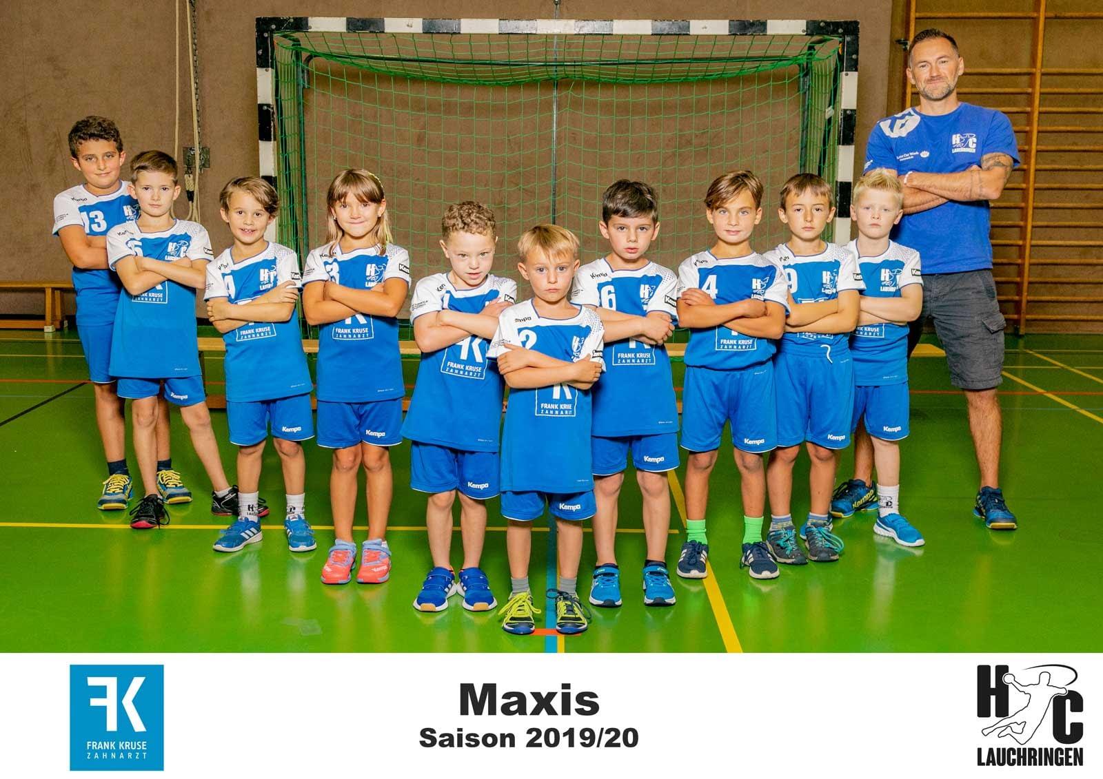 Maxis HC Lauchringen