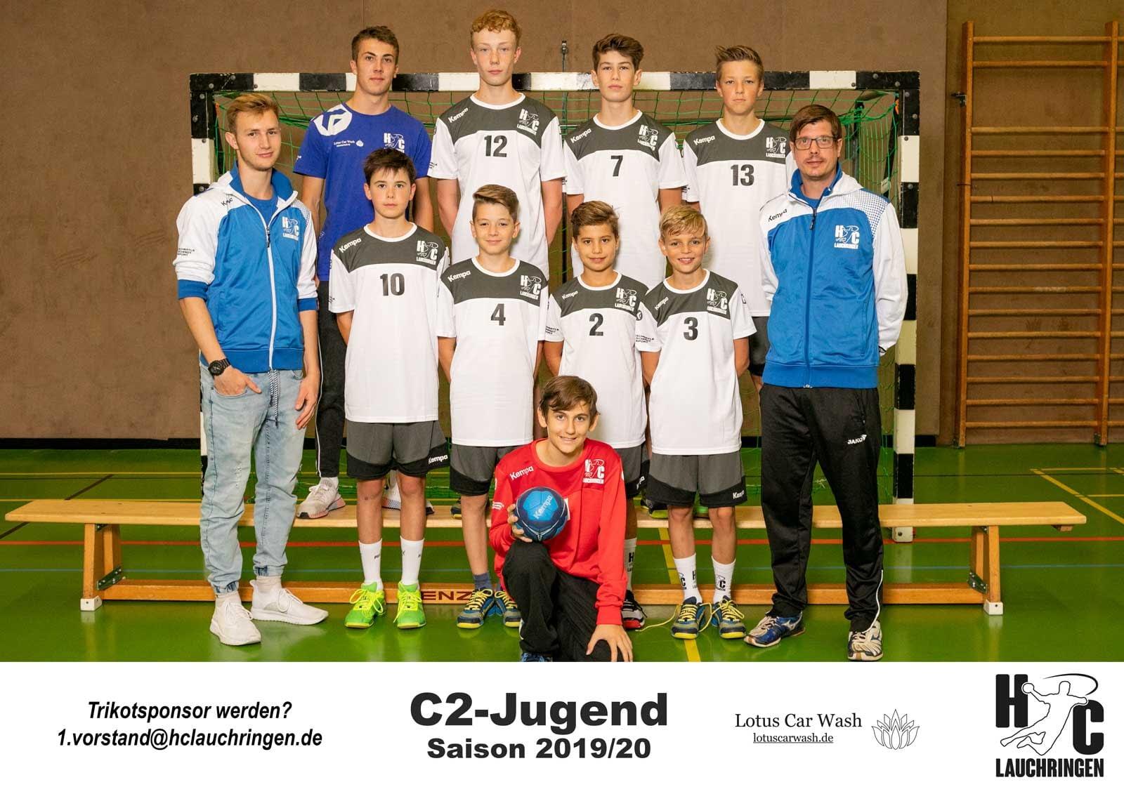 C-Jugend männlich HC Lauchringen