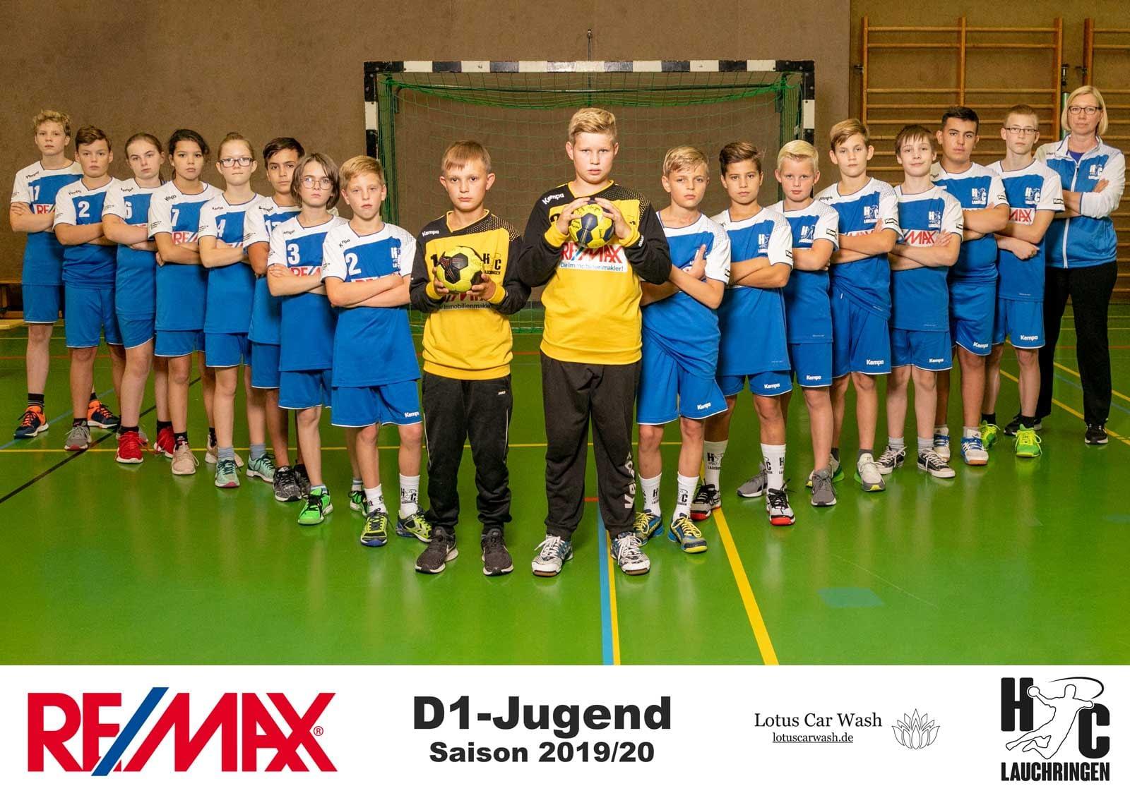 D-Jugend HC Lauchringen